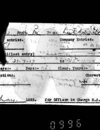 Stanley Blunden Meekham Service Record p7
