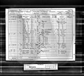 1891 Census George Meekham