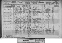 1891 Census Charles Shepherd