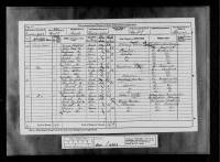 1881 Census Raymond Walker