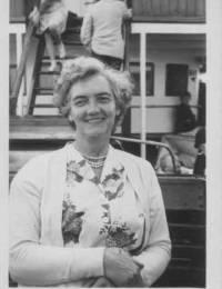 1956 Florance McEvoy
