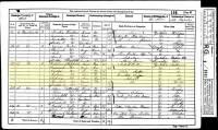 1861 Census William Shepherd