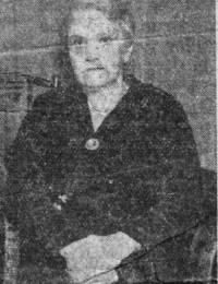 1936 Mary Shepherd nee Laycock